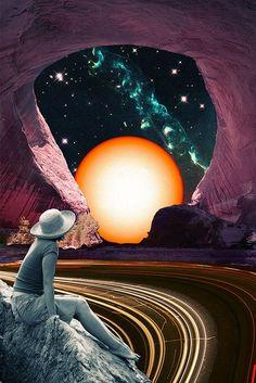 """neo-beat: """" Evrenin sınırlarını keşfetmek için yollara çıkıyoruz. Düşüncelerimizin yollarla buluştuğu her noktada varoluşun sınırlarını keşfetmeye çalışıyoruz. """""""