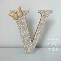 Letters For Kids, Letter A Crafts, Painted Letters, Monogram Letters, Decorated Letters, Initial Wall, Letter Wall, Alphabet Wallpaper, Wedding Initials