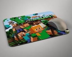 MOUSE PAD - MINECRAFT 3