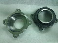 Chromoly bearing pockets for rear axle  http://www.4x4back2nature.com