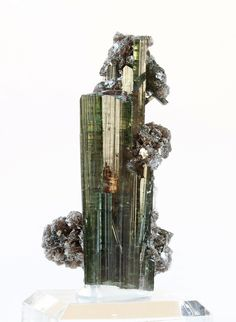 Tourmaline and Lepidolite from Brazil by Martin Gruell