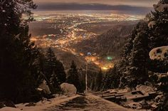 Manitou Springs Incline..Co. so beautiful