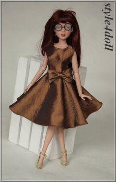 "style4doll dress for Agatha Primrose 13"" Tonner  #Tonner #ClothingAccessories"