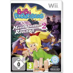 Bibi Blocksberg - Das große Hexenbesen-Rennen 2  Wii in Fun