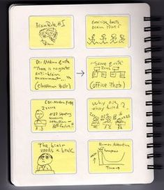 Sketchbook - Storyboarding & the art of finding your story