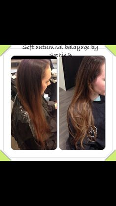 #beforeandafter #ombre