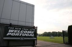 SPORTS And More: #NYJets welcomes #Portugal national team #Soccer &...