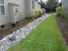 Drainage Ideas For Backyard drainage solutions news more Simple On Ground French Drain Yard Drainagedrainage Ideasdrainage