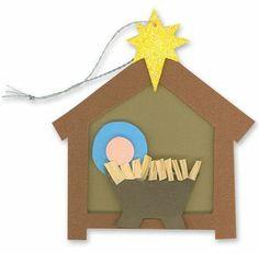 Holiday Crafts | Pre School Christmas Crafts | Safari Land Bible Crafts