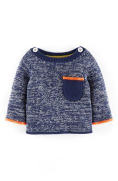 Free shipping and returns on Mini Boden 'Nautical Twist' Knit Sweater (Baby Boys) at Nordstrom.com. A supersoft and cozy cotton blend makes this knit sweater with color-pop trim the perfect no-itch companion on cool-weather days.