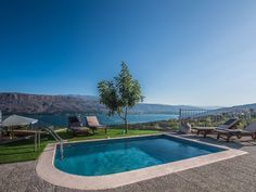 Villa Istros, private swimming pool, amazing Sea Views of the infinite blue!. Nestled in the picturesque village of Pithari, Villa Istros within close reach...