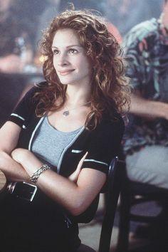 Los peinados icónicos de los años 80, 90 y 2000: Julia Roberts