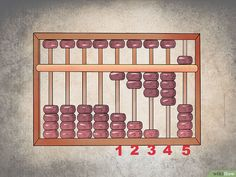 How to Use an Abacus (with Pictures) - wikiHow