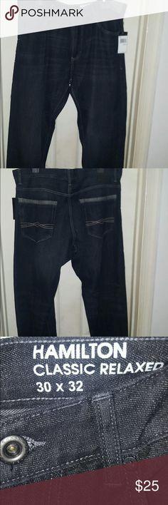 "Brand New Sean John ""Hamilton"" Men's Jeans New With Tags! Sean John Jeans, perfect Xmas gifts! Sean John Jeans Relaxed"