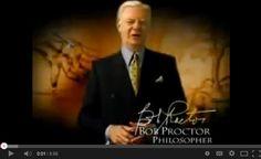 La mente es el poder más grandioso en toda la creación. DIOS es el CREADOR, la mente es la CREACION. Video de Bob Proctor hablando sobre la Ley de Atraccion en la Pelicula El Secreto, en español.