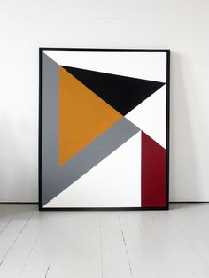 Architect who loves to paint and hates bullshit. Geometric Shapes Art, Abstract Geometric Art, Abstract Canvas Art, Diy Canvas Art, Simple Canvas Paintings, Collage Illustration, Minimalist Painting, Modern Art, Art Prints