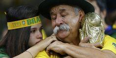 Brasiliens Halbfinal-Debakel: Ein Land bricht ein - taz.de