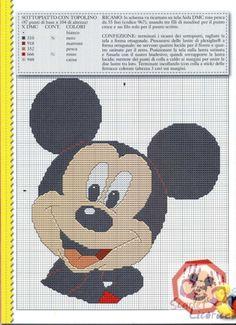 Gallery.ru / Фото #72 - punto cros Disney - sweetCrossStitching