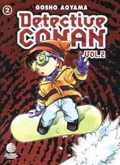 Una serie de llibres basats en l'historia d'un detectiu que pateix un accident i es transforma  en un nen. La seva misió es descobrint qui ha sigut l'assessi del seu cas.