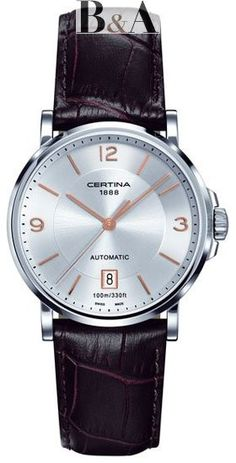 Certina DS Caimano Gent Automatic C017.407.16.037.01