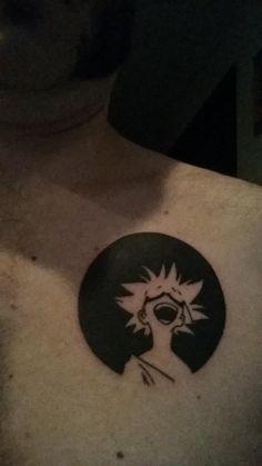 #Tattoo #CowboyBebop #Ed ♥ Cowboy Bebop Tattoo, Cowboy Bebop Anime, Flower Wall, Wall Flowers, Anime Tattoos, Tatoos, Cowboy Bepop, Party Tattoos, Body Drawing