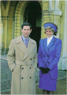 Charles & Diana