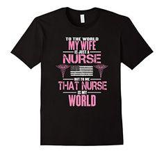 My Wife The Nurse Is My World - Male Small - Black Shoppzee Nurse Shirts http://www.amazon.com/dp/B016ZCEUO8/ref=cm_sw_r_pi_dp_.b8Swb0H4TW6Q