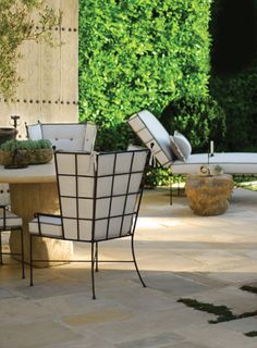 Formations outdoor furniture - Verano Collection