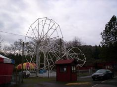 Thrill-Ville USA was an amusement park in Turner, Oregon, United States. The park was located next to the Enchanted Forest south of Salem on Interstate 5. Opened in the 1970s, the park grew to more than 20 rides before closing in 2007.