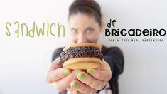 Sandwich de Brigadeiro