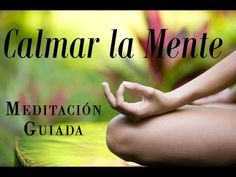 MEDITACIÓN GUIADA PARA ELIMINAR EL EXCESO DE PENSAMIENTOS   Ansiedad, TOC, Depresión   ♥ EASY ZEN - YouTube