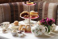 Haymarket Hotel - Afternoon Tea