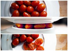 Foods You've Been Cutting Wrong 1 Cherry Tomatoes