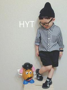 ♪̊̈ HYT ♪̆̈   さんの(GLOBAL WORK グローバルワーク)を使ったコーディネート