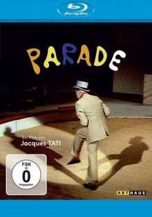 Parade (OmU) (Blu-ray), Blu-ray Disc