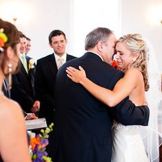 Emotional Father Of The Bride Photos | Photos & Video | Brides.com | Wedding Ideas | Brides.com