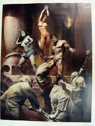 Image result for boris vallejo art