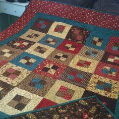 My latest quilt!!!