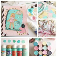 Everyday is a Holiday: Art Journaling
