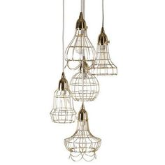 Five Places to Use Pendant Lighting
