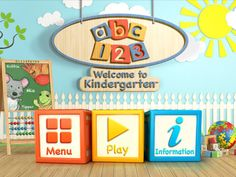 Welcome to Kindergarten app -- a free app developed by the Learning Partnership… Welcome To Kindergarten, Google Play, Itunes, Your Child, Free Apps, Key, Activities, Iphone, Learning