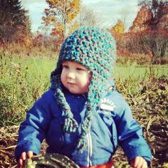 Earflap hat Crochet Hats, Knitting, Projects, Fashion, Log Projects, Moda, Tricot, La Mode, Breien