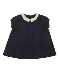 Wednesday Addams Inspired Baby Dress