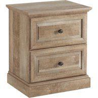 Better Homes & Gardens Crossmill 4 Drawer Dresser Weathered Finish