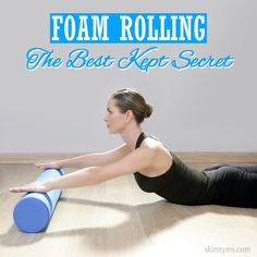 Photo about Blue foam roller pilates woman sport gym fitness yoga wood floor. Image of foam, posing, equipment - 19120984 Fitness Tips, Fitness Motivation, Health Fitness, K Tape, Foam Roller Exercises, Roller Stretches, Yoga Pilates, Pilates Fitness, Yoga Gym