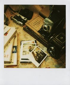 My Last Polaroids