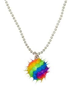 Multi Spike Ball Necklace | Necklaces | Jewelry | Shop Justice