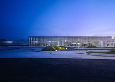 The Louvre Lens, the Musée du Louvre's sister gallery by SANAA and Imrey Culbert features in these photographs by Julien Lanoo.