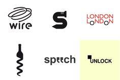 hidden concept logos