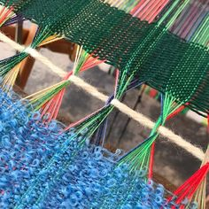 The London Loom (@thelondonloom) • Instagram photos and videos Mollie Makes, Traditional Art, Teaching Kids, Loom, Weaving, Adventure, Photo And Video, Creative, Flowers